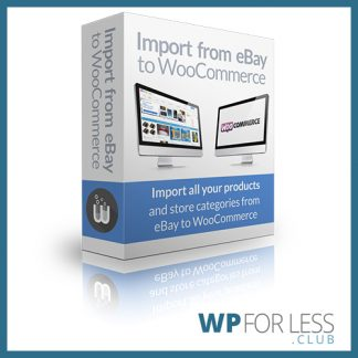 import from ebay to woocommerce GPL Club Plugin